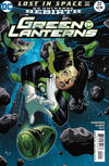 Cover for Green Lanterns (DC, 2016 series) #22 [Mike McKone Cover]