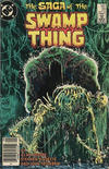 Cover for The Saga of Swamp Thing (DC, 1982 series) #28 [Canadian]