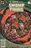 Cover Thumbnail for The Saga of Swamp Thing (1982 series) #29 [Canadian Newsstand]