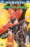 Cover for Super Sons (DC, 2017 series) #3 [Dustin Nguyen Cover]