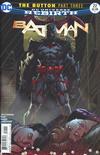 Cover for Batman (DC, 2016 series) #22 [Jason Fabok Nonlenticular Variant]