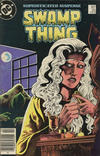 Cover Thumbnail for The Saga of Swamp Thing (1982 series) #33 [Canadian Newsstand]