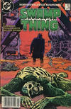 Cover for The Saga of Swamp Thing (DC, 1982 series) #36 [Canadian Newsstand]