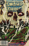Cover for The Saga of Swamp Thing (DC, 1982 series) #35 [Canadian Newsstand]