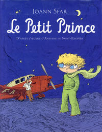 Cover Thumbnail for Le petit prince (Houghton Mifflin, 2010 series)