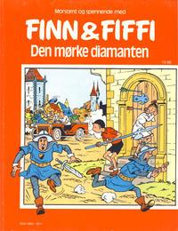 Cover Thumbnail for Finn & Fiffi (Skandinavisk Presse, 1983 series) #15/1986 - Den mørke diamanten