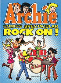 Cover Thumbnail for Archie Comics Spectacular: Rock On! (Archie, 2015 series)