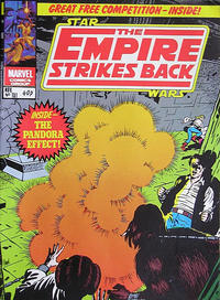 Cover Thumbnail for The Empire Strikes Back Monthly (Marvel UK, 1980 series) #151