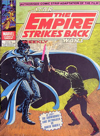 Cover Thumbnail for The Empire Strikes Back Weekly (Marvel UK, 1980 series) #134