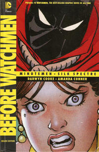 Cover Thumbnail for Before Watchmen: Minutemen / Silk Spectre (DC, 2013 series)