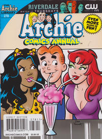 Cover Thumbnail for Archie (Jumbo Comics) Double Digest (Archie, 2011 series) #278
