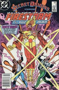 Cover for Secret Origins (DC, 1986 series) #4 [Newsstand]