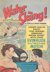 Cover Thumbnail for Water Skiing (American Comics Group, 1959 series)