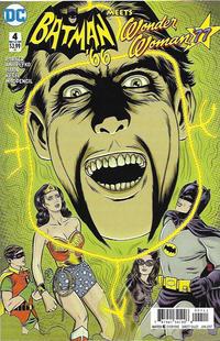 Cover Thumbnail for Batman '66 Meets Wonder Woman '77 (DC, 2017 series) #4