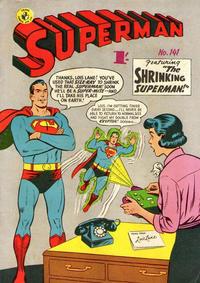 Cover Thumbnail for Superman (K. G. Murray, 1947 series) #141