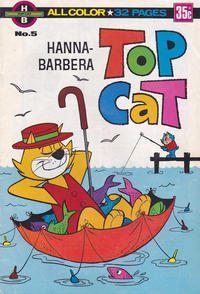 Cover Thumbnail for Top Cat (K. G. Murray, 1977 series) #5