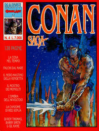 Cover Thumbnail for Conan Saga (Comic Art, 1993 series) #4
