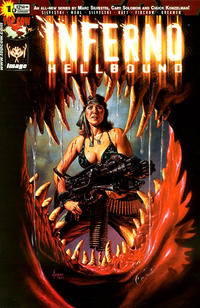 Cover Thumbnail for Inferno: Hellbound (Image, 2002 series) #1 [Cover E]