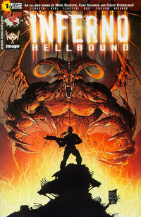 Cover Thumbnail for Inferno: Hellbound (Image, 2002 series) #1 [Cover F]