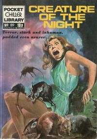 Cover Thumbnail for Pocket Chiller Library (Thorpe & Porter, 1971 series) #89