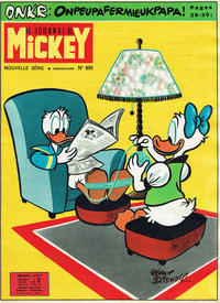 Cover Thumbnail for Le Journal de Mickey (Disney Hachette Presse, 1952 series) #693