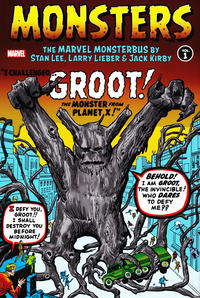 Cover Thumbnail for Monsters (Marvel, 2017 series) #1