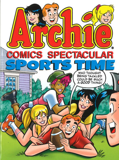 Cover for Archie Comics Spectacular: Sports Time (Archie, 2014 series)