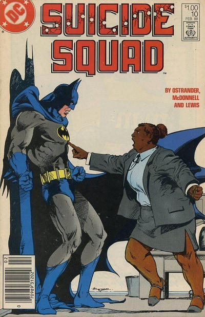 Cover for Suicide Squad (DC, 1987 series) #10