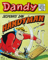 Cover for Dandy Comic Library (D.C. Thomson, 1983 series) #55