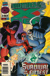 Cover for The Adventures of the X-Men / The Adventures of Spider-Man (Marvel, 1996 series) #6