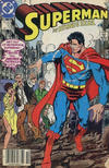 Cover for Superman (DC, 1987 series) #10 [Canadian Newsstand]