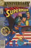 Cover Thumbnail for Superman (1939 series) #400 [Canadian]
