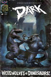 Cover Thumbnail for American Mythology Dark: Werewolves vs. Dinosaurs (2016 series) #1 [Classic Pulp Retailer Incentive Cover]