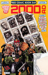 Cover for 2000 AD Free Comic Book Day (Rebellion, 2012 series) #2017