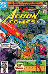 Cover for Action Comics (DC, 1938 series) #515 [Direct]