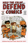 Cover for The CBLDF Presents Defend Comics: FCBD Edition (Comic Book Legal Defense Fund, 2015 series) #[2017]