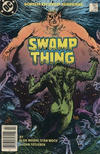 Cover for The Saga of Swamp Thing (DC, 1982 series) #38 [Canadian Newsstand]
