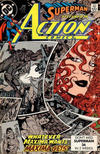 Cover Thumbnail for Action Comics (1938 series) #645 [Direct]
