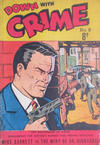 Cover for Down with Crime (Cleland, 1950 ? series) #8