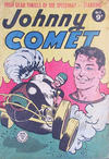 Cover for Johnny Comet (Horwitz, 1954 ? series) #1