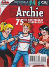 Cover for Archie Spotlight Digest: Archie 75th Anniversary Digest (Archie, 2016 series) #9