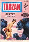 Cover for Tarzan World Adventure Library (World Distributors, 1967 series) #2