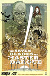 Cover for Ninjak (Valiant Entertainment, 2015 series) #23 [Cover A - Ryan Bodenheim]