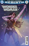 Cover for Wonder Woman (DC, 2016 series) #22 [Jenny Frison Variant Cover]