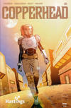 Cover Thumbnail for Copperhead (2014 series) #1 [Hastings Variant Cover]