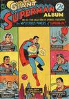 Cover for Giant Superman Album (K. G. Murray, 1963 ? series) #1