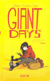 Cover for Giant Days (Boom! Studios, 2015 series) #1