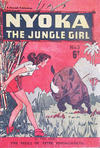 Cover for Nyoka the Jungle Girl (Cleland, 1949 series) #3