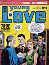 Cover for Young Love (Arnold Book Company, 1952 series) #2