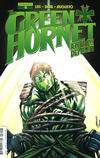 Cover for Green Hornet: Reign of the Demon (Dynamite Entertainment, 2016 series) #3 [Cover B Marques]